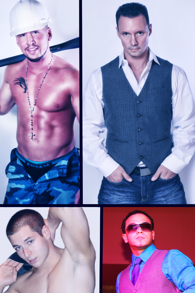 Male Stripper Shows