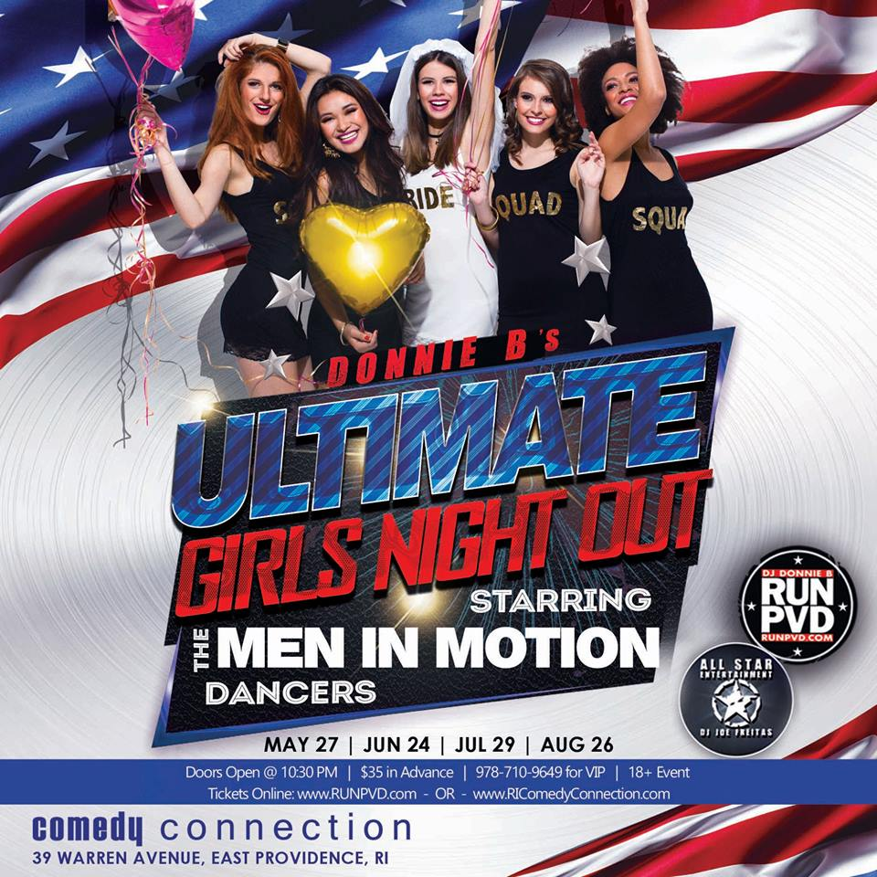 Girls Night Out Strippers RI
