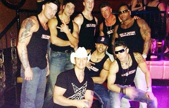 Girls Night Out Male Revue